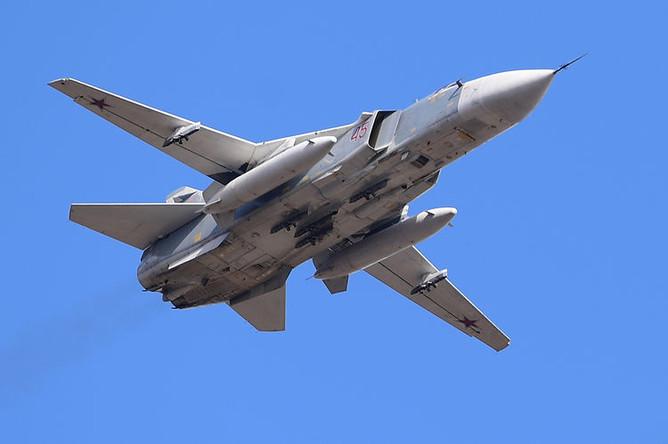 24 ноября 2015 года фронтовой бомбардировщик Су-24М был сбит истребителем F-16C ВВС Турции на сирийско-турецкой границе, пилот погиб, штурман выжил<br><br> 10 октября 2017 года еще один Су-24 выкатился за пределы ВПП на аэродроме Хмеймим и разрушился, оба летчика погибли