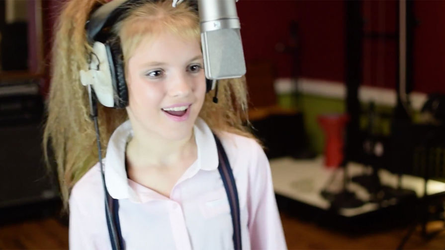 Россиянка Анна Филипчук показала клип на песню для
