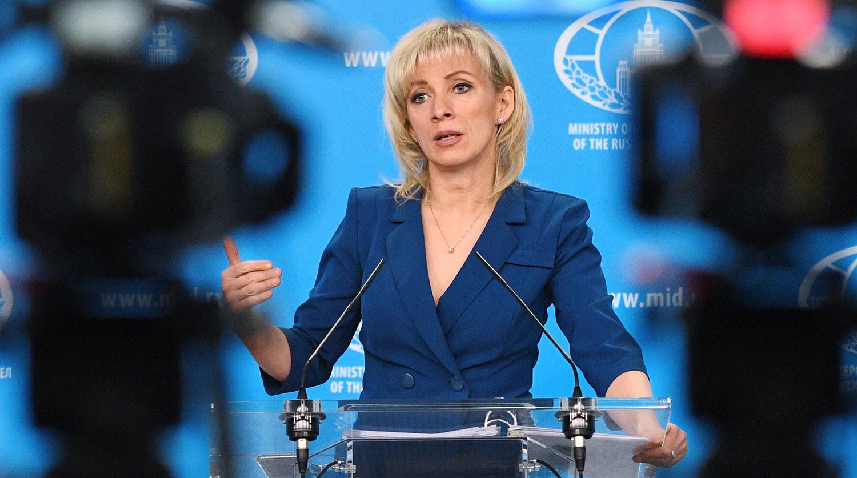 Захарова назвала «девами неразумными» обратившихся к Зеленскому депутатов