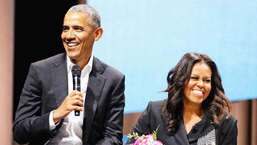 Как Барак Обама и его жена зарабатывают миллионы