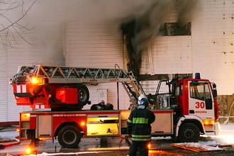 В Москве почти сутки тушили пожар на ускорительном комплексе ИТЭФ
