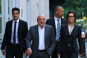 Суд в Лондоне не удовлетворил иск Бориса Березовского к Роману Абрамовичу