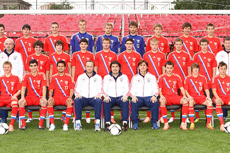 Россияне поспорят с Чехией за право сыграть на Евро-2013