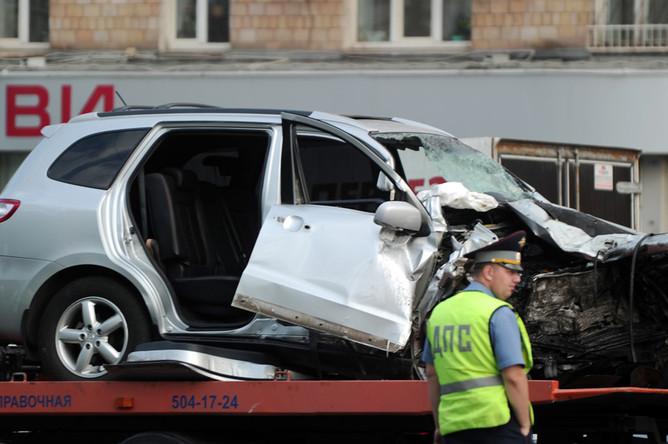 За 9 месяцев 2012 года на дорогах России погибли более 20 тысяч человек.