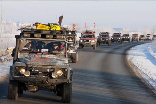 Репортаж «Газеты.Ru» о том, как участники самой длинной в мире ...