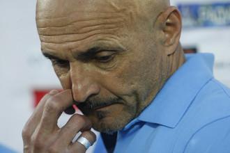 Владимир Пильгуй считает, что у команды Лучано Спаллетти много проблем