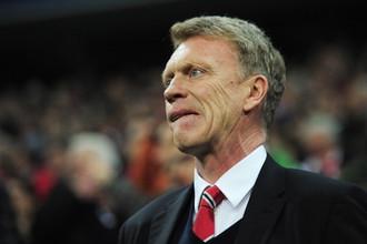 Бывший главный тренер «Манчестер Юнайтед» Дэвид Мойес