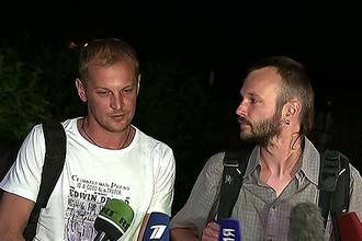Андрей Сушенков и Антон Малышев