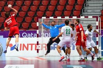 Россияне победили Саудовскую Аравию в первом матче ЧМ по гандболу