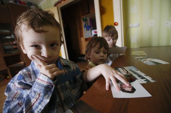 Дети Светланы Давыдовой