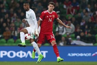 Илья Кутепов (справа) провел крайне неудачный матч