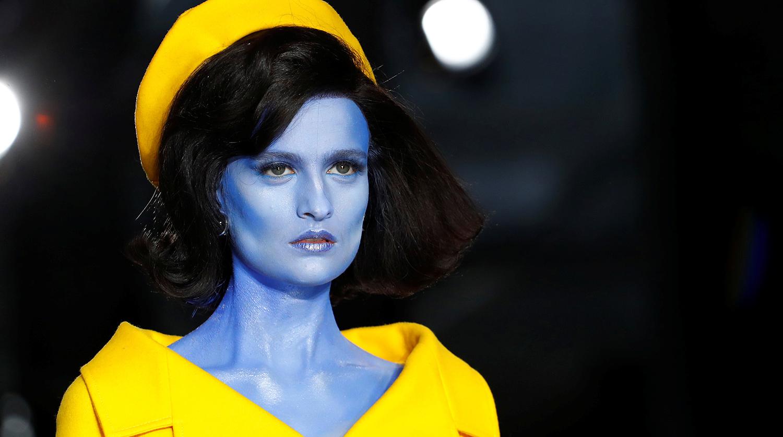 05d1124fa71d Самые яркие показы Недели моды в Милане - Газета.Ru