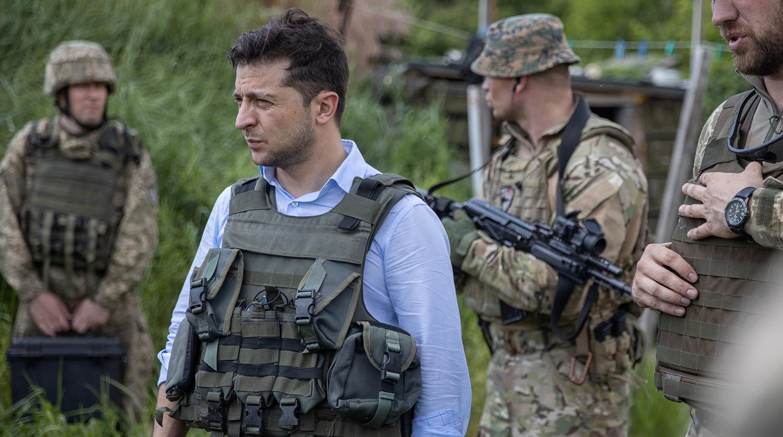 Зеленский отказался от диалога с Донецком и Луганском