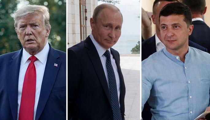 От выборов Зеленского до импичмента Трампа: как прошел 2019 год
