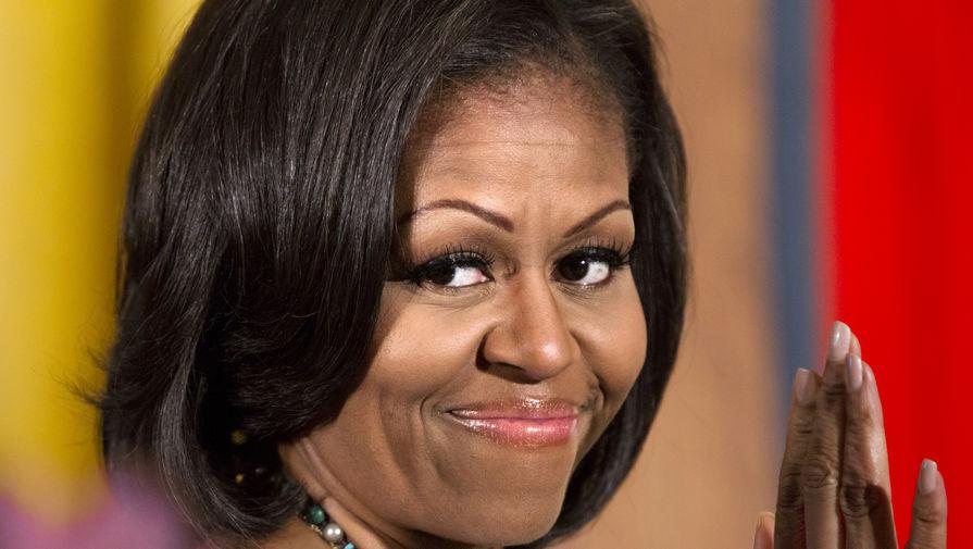 Как Байден использует Мишель Обаму для победы над Трампом