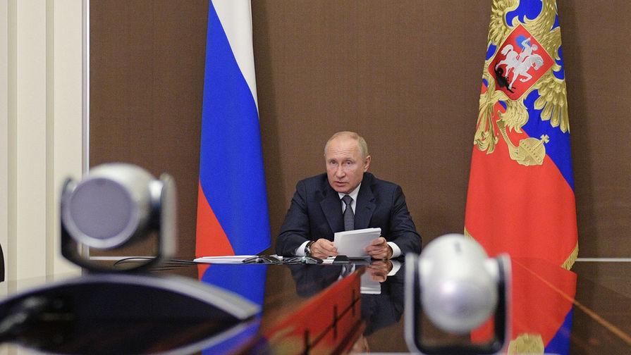 Путин не планирует встречаться с президентом Абхазии