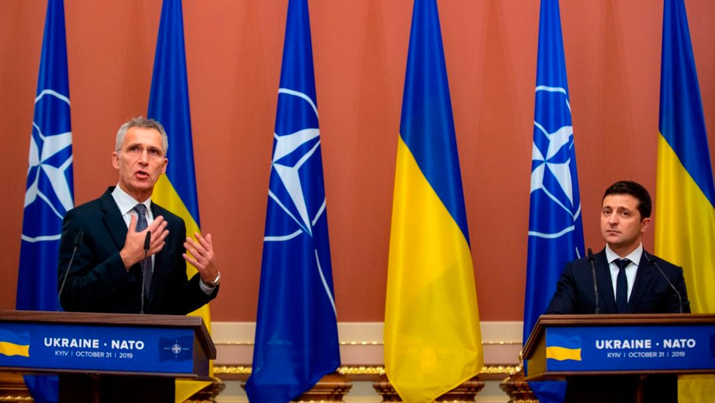 Зачем НАТО хочет на Украину