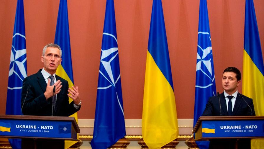 Генсек НАТО потребовал от Украины большего для вступления в альянс