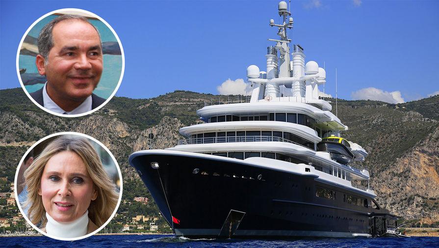 Бывшая жена российского олигарха Ахмедова наняла экс-спецназ для штурма его суперъяхты