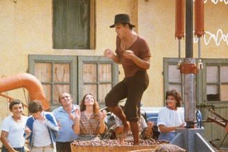 Кадр из фильма «Укрощение строптивого» (1980)