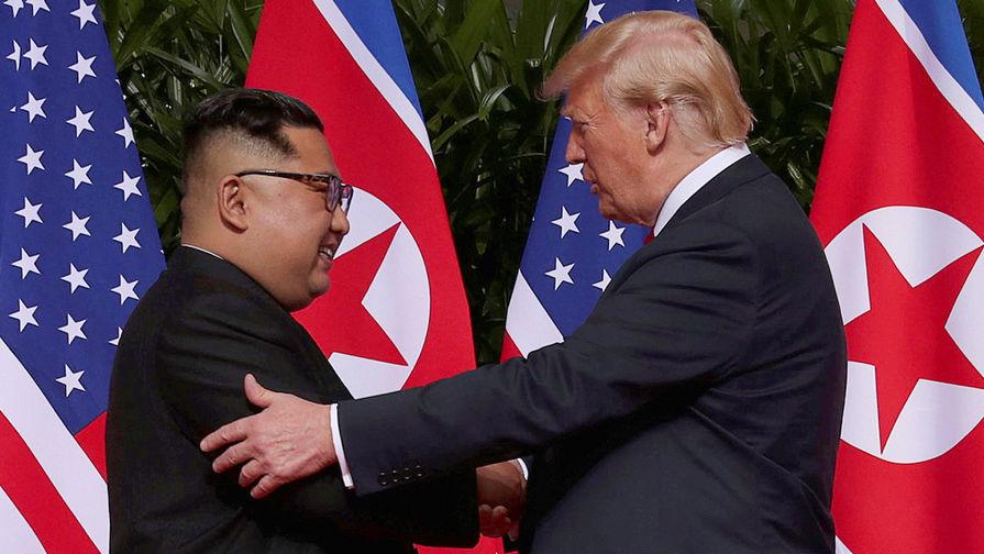 Трамп допустил превращение КНДР в «экономическую ракету»