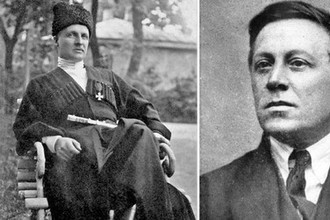 Павел Петрович Скоропадский и Симон Васильевич Петлюра