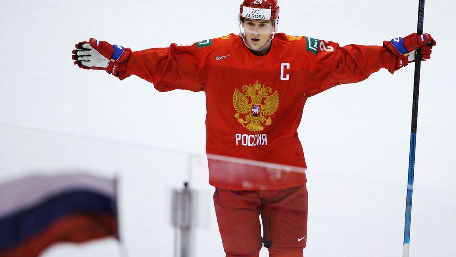 «Сент-Луис» вызвал россиянина Костина в НХЛ