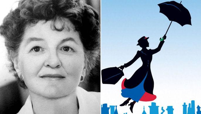 Эротические стихи и поездка в СССР: какой была автор «Мэри Поппинс»