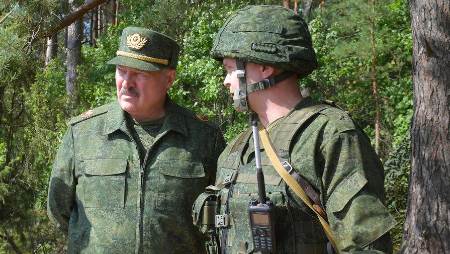«Мы предупредили»: Лукашенко привел войска в боевую готовность