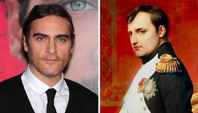 Хоакин сыграет Наполеона