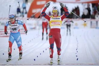 Серебряный финиш Юлии Ивановой