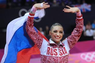 Евгения Канаева на Олимпийских играх в Лондоне