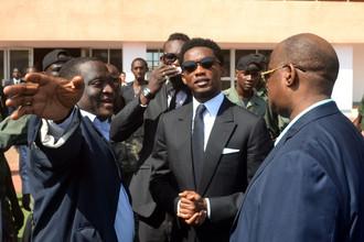 Это'О — очень уважаемая в Африке личность