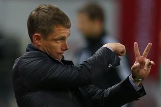 Главному тренеру ЦСКА Виктору Гончаренко есть о чем задуматься