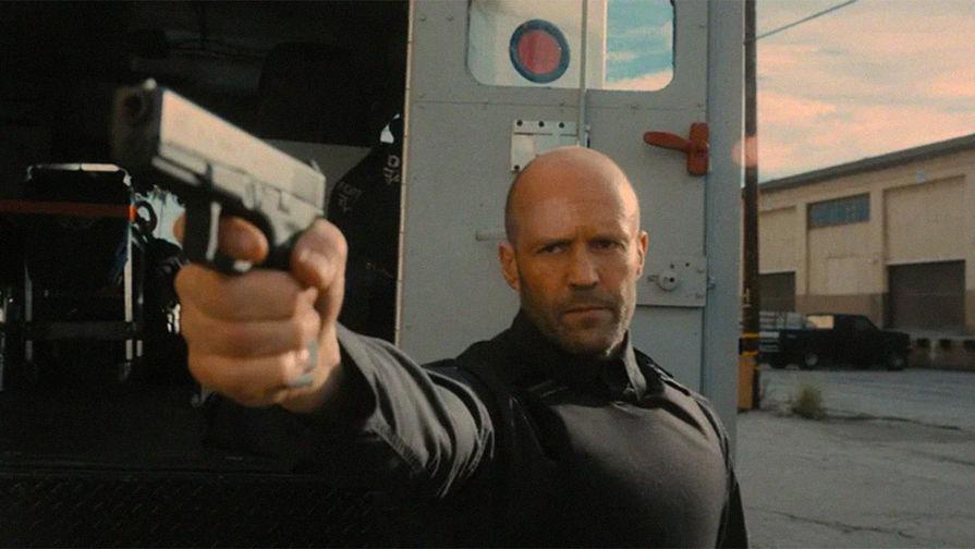 Кадр из фильма «Гнев человеческий» (2021)
