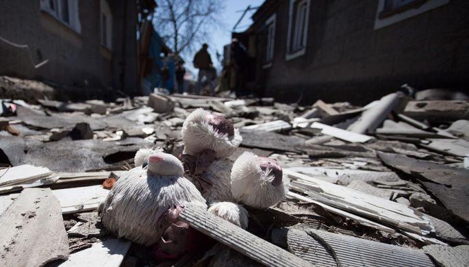 Направили материалы ОБСЕ: в результате атаки ВСУ в Донбассе погиб ребенок