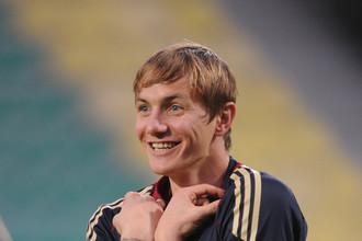 Роман Павлюченко помнит о московском поражении от сборной Словакии
