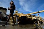Россия заключила контракт на поставку танков Т-90МС на Ближний Восток