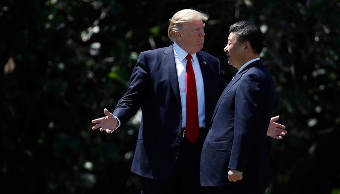 Президент США подписал меморандум овведении торговых ограничений против Китая