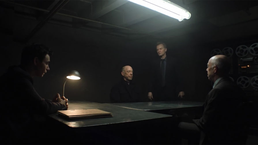 Кадр из сериала «По ту сторону» («2018)