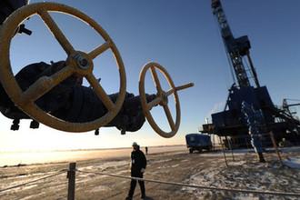 Газовая буровая установка «Екатерина» на Бованенковском месторождении в Ямало-Ненецком в автономном округе