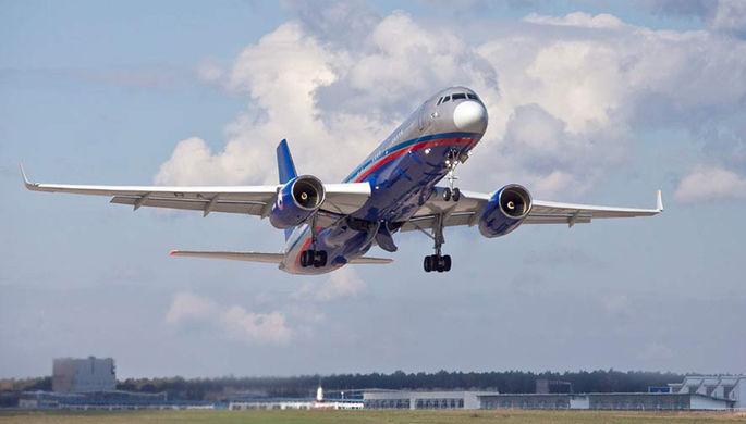 Cамолёт Ту-214ОН