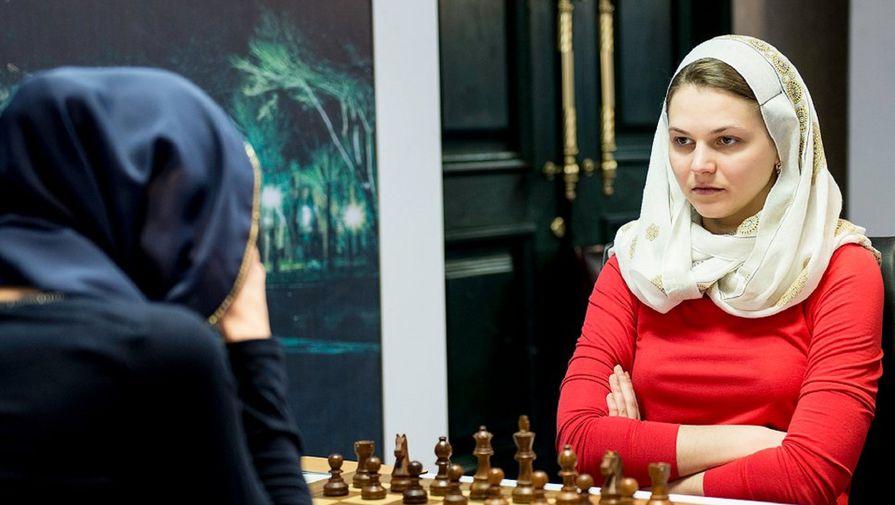 Анна Музычук настроена вернуть чемпионский титул на Украину