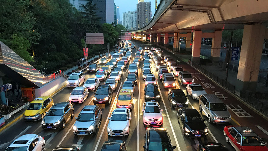 Как выживают на дорогах Шанхая