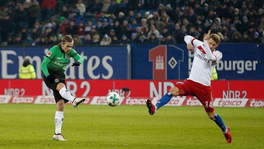 Немецкий клуб заинтересован в полузащитнике