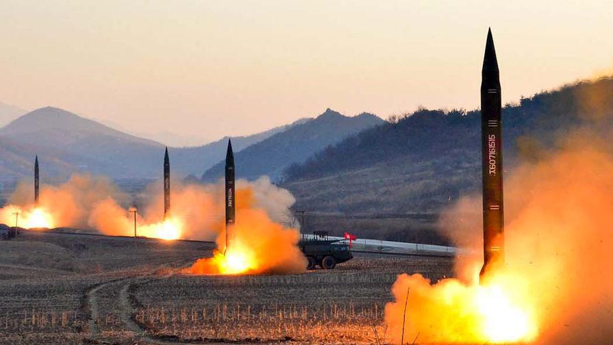 КНДР заподозрили в создании подлодки для баллистических ракет