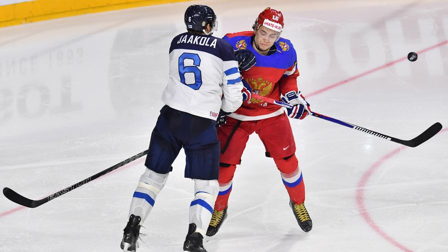 Россия сыграет с финнами в рамках Евротура