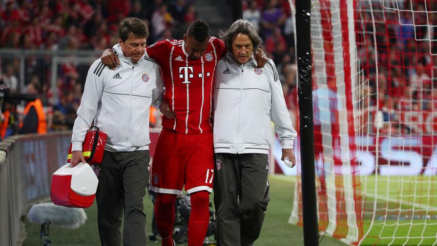 Боатенг получил травму в матче с «Реалом»