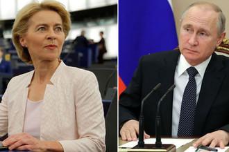 «Кремль не прощает слабости»: подруга Меркель угрожает России