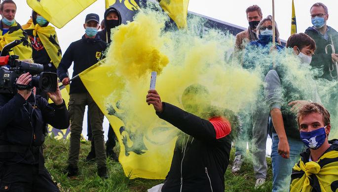 «Это скандал»: фламандские националисты готовятся к реваншу в Бельгии